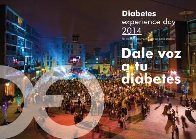 Agotadas las invitaciones para el Diabetes Experience Day