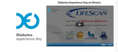 Cómo seguir el Diabetes Experience Day desde casa