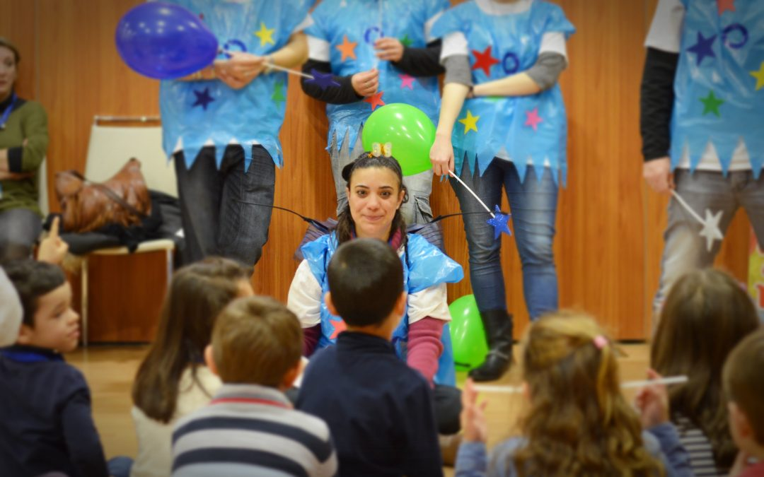 Los niños del Diabetes Experience Day KIDS