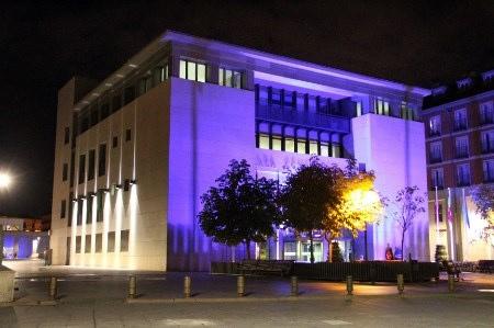 Leganés teñirá de azul edificios y fuentes con motivo del Diabetes Experience Day