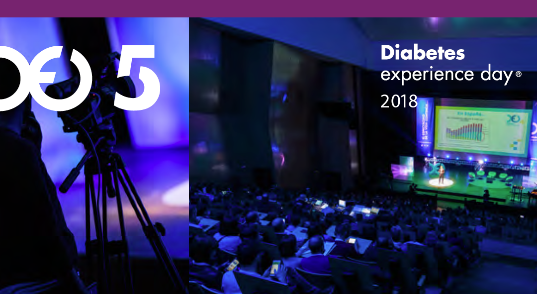 Descarga la app del Diabetes Experience Day 2018