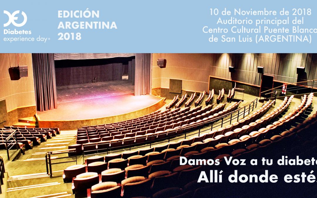 El Diabetes Experience Day Argentina cambia de sede
