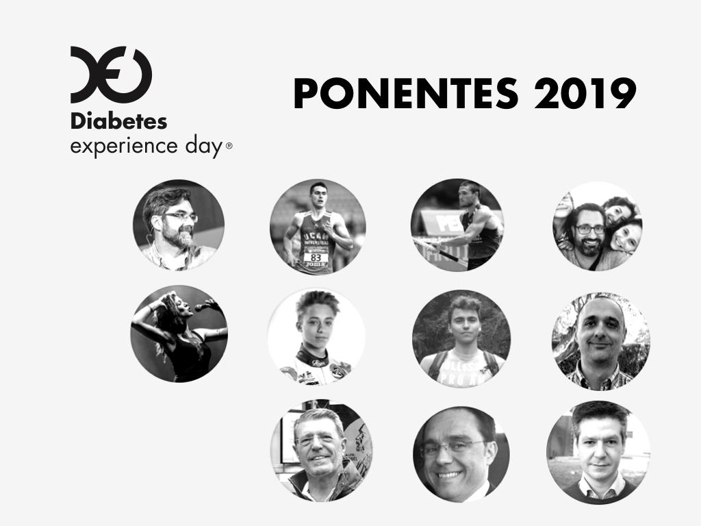 ponentes diabetes experience day 2019