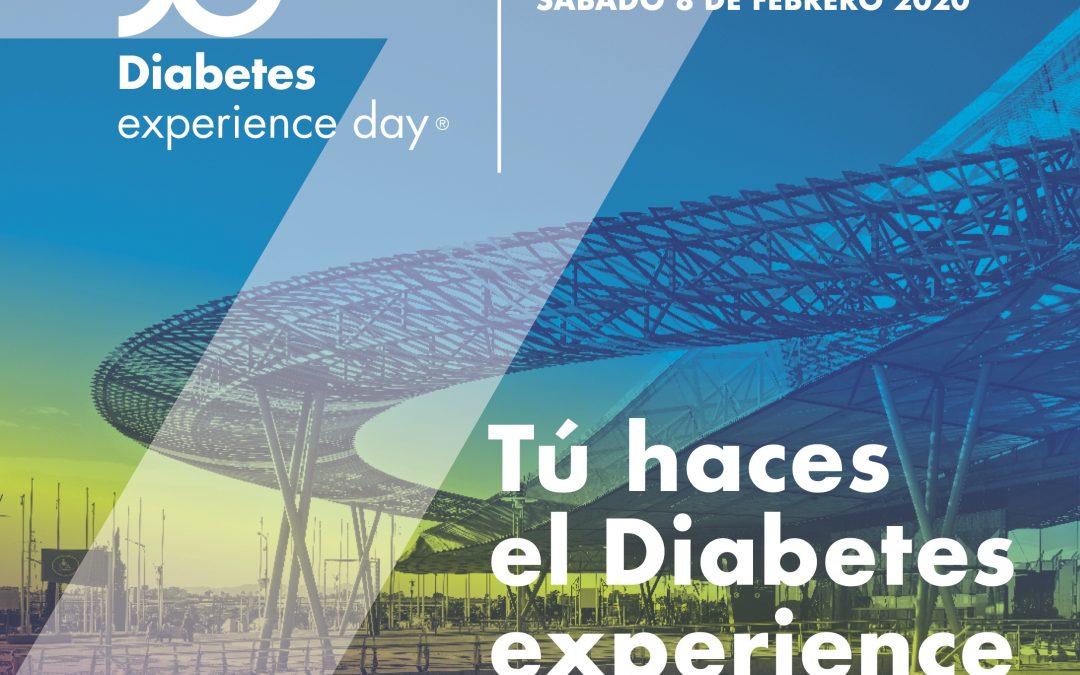 Avance del programa del Diabetes Experience Day 2020