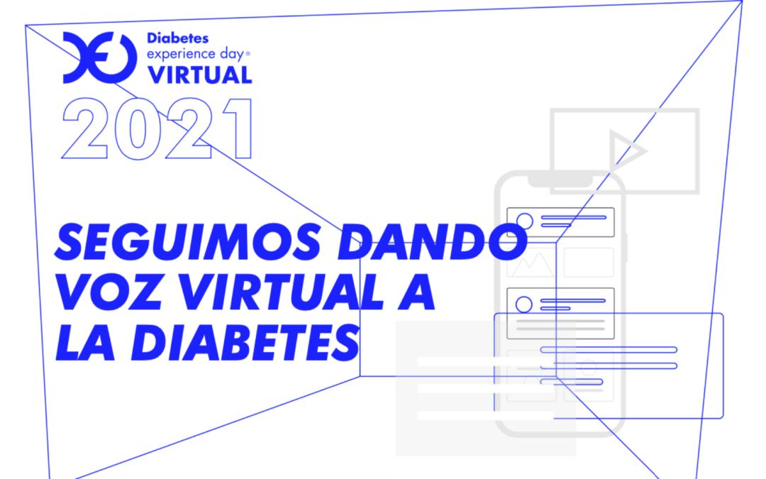 Ya tenemos en marcha el Diabetes Experience Day Virtual 2021